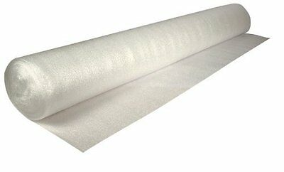 100 sq. ft. Roll, 25 ft. x 4 ft. x 3/32 in., Serenity Foam Underlayment for