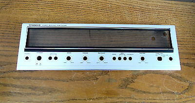 Pioneer Sx-535 Face Plate -- Nice --