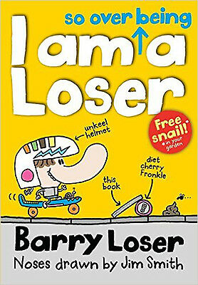 I am so over being a Loser (Barry Loser), New, Smith, Jim Book