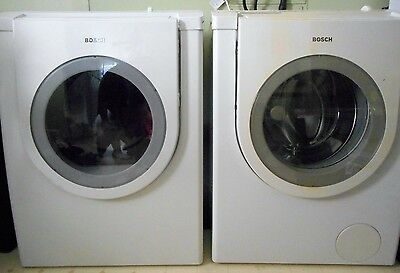 Bosch Net 500 Series Front Load Washer Dryer