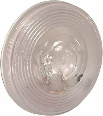 Truck Lite Co Inc Back Up Lamp, Round, Clear Clear   40204