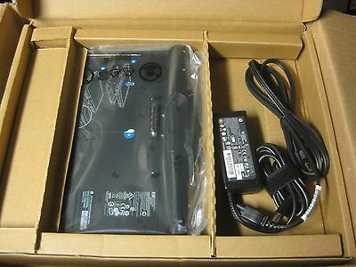 HP Elitebook 2740 2760p 2730p Ultra-slim Docking Station w/DVD-RW (WA995AA#ABA)