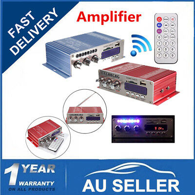 12v mini bluetooth hifi usb car amplifier voiture auto ampli usb fm sd dvd mp3 eur 11 27. Black Bedroom Furniture Sets. Home Design Ideas