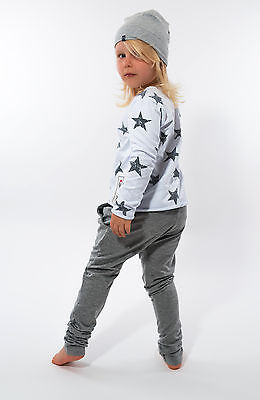 Girls 2pcs  tracksuit outfit set 12m - 7 years