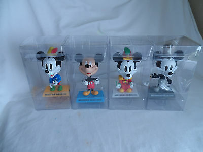 Mickey Mouse Bobble Head Bandleader or Tailor Disney Treasures You Pick One!