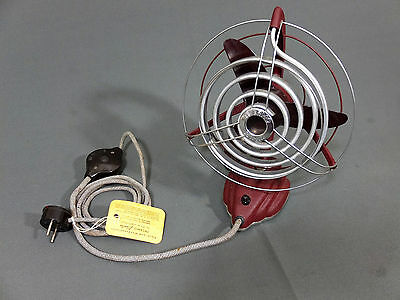 Design Ikone! Thermo Libelle in rot - New Old Stock - Unbenutzt - Mint Condition