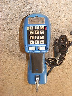 Harris-Dracon Telephone Lineman Handset Test Butt Set Ts21**tested**free Ship