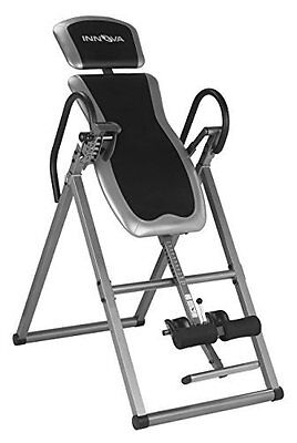 Inversion Therapy Table Back Pain 300 Lb Capacity Locking Inverter Machine