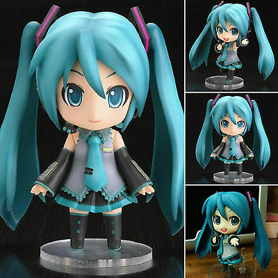VOCALOID Hatsune Miku Action Figure Figurine Nendoroid PVC Anime Figma Toy Gifts