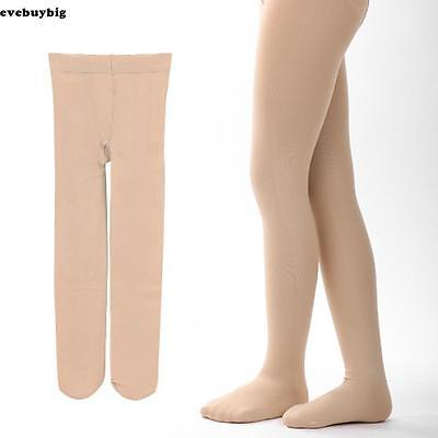 Ballet & Dance Girl/Children footed tights Seamless Solid Stockings