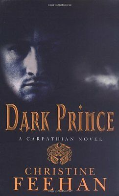 Dark Prince: Number 1 in series ('Dark' Carpathian) By Christine Feehan