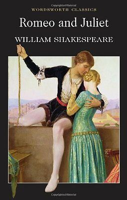 Romeo and Juliet (Wordsworth Classics) By William Shakespeare
