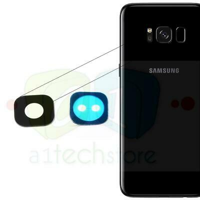 GENUINE New Samsung Galaxy S8 G950 G950F Rear Camera GLASS Lens Replacement