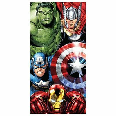 Marvel Avengers Large Beach Bath Towel New Hulk Official