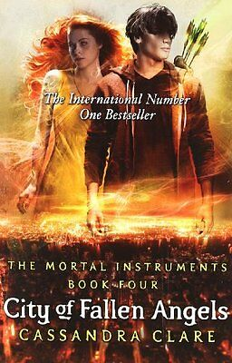 City of Fallen Angels (The Mortal Instruments, Book 4) By Cassandra Clare