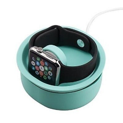 Apple Watch Stand Charging Docking Station Green