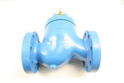 New 3 In Steel Flanged Globe Valve D567473