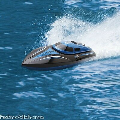 Skytech H100 High Speed Racing Remote Control RC Boat 2.4GHz Watercraft Toy