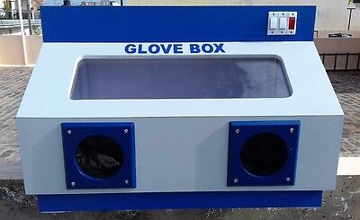 Laboratory Glove Box Inoculation Chamber Aseptic Cabinet Laboratory Bio Safety