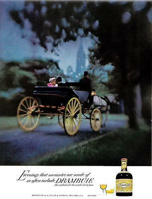 1969 Carrage Ride Through Central Park In A Drambuie Ad