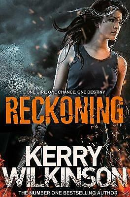 Reckoning by Kerry Wilkinson (Paperback) New Book