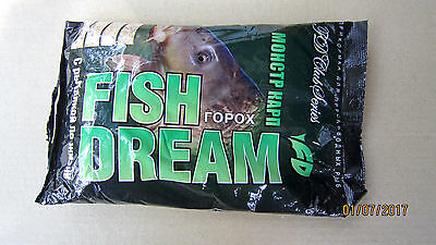 "NEW!  'Peas' Groundbait for Fish Carp Сrucian Bream Fishing Bait ""FishDream"""