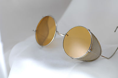 antique goggles, motorcycle, driving, Steampunk, Harley, shooting glasses