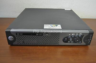 Pelco DVR5100 Series Endura Hybrid Video Recorder DVR5116 w/2x 931GB HD