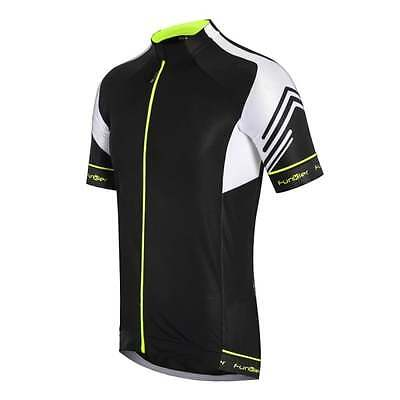 Funkier Hueza Mens Adults Elite Short Sleeve Cycle Cycling Road Bike Jersey