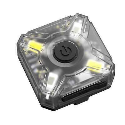 Nitecore NU05 35 Lumen White & Red USB Rechargeable Headlamp & Safety Light