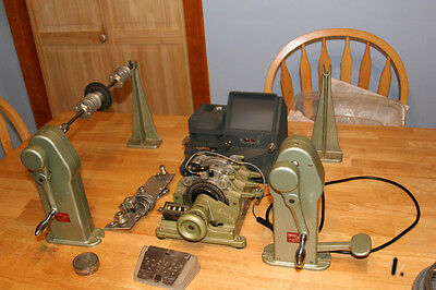 Vintage 16 MM Minette & Kalart Editing Equipment, Almost Everything You Need