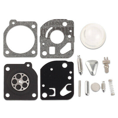 Carburetor Rebuild Kit for Zama RB-47 Fit Poulan WeedEater trimmers Blowers Carb