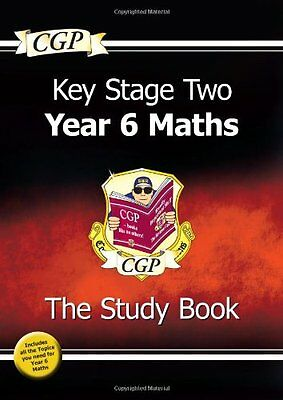 KS2 Maths Study Book - Year 6: The Study Book By CGP Books
