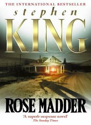 Rose Madder By Stephen King. 9780340640142