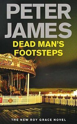 Dead Man's Footsteps (Ds Roy Grace 4) By Peter James