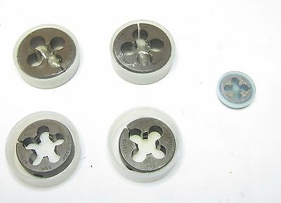 New Presto Unc Hss Round Split Die Sizes Available Threading Rdgtools