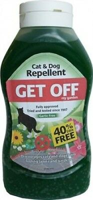 Get Off Cat & Dogs Repellent Scatter Crystals +40% Free | 460G