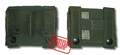 US MOLLE ALICE CLIP Adapter oliv NSN 8465-01-465-2062 Army