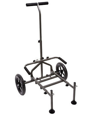 Daiwa NEW Match Fishing Team Daiwa Tackle Trolley TDTT1