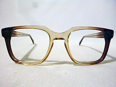 Vintage Parade 1192 Tantone 54/20 Men's Eyeglass Frame New/Old Stock