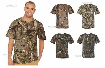 7952d5b0 Code Five V Realtree® Camouflage Lynch Mossy Oak® Camo T -shirts 3980,