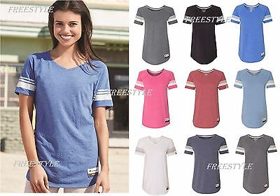 9760bf0e0208 CHAMPION - ORIGINALS Women s Triblend Varsity Tee - AO350 -  9.42 ...