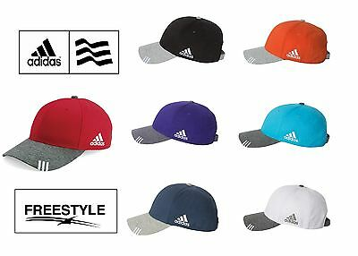 cce45e567b3 adidas - Collegiate Heather Cap - A625 Structured Moisture-wicking UV  protection