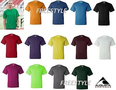 Augusta Sportswear Performance T-Shirt Moisture Wicking Mens Tee S-3XL 790 SALE!