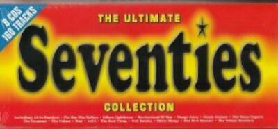 Various Artists : Ultimate 70s Collection (8cd) CD