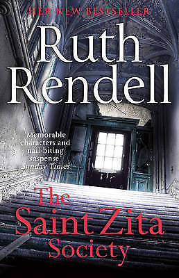 The Saint Zita Society by Ruth Rendell, Book, New Paperback