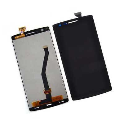 Touch Screen Digitizer+LCD Display Fused Assembly for Black Oneplus One 1+ A0001