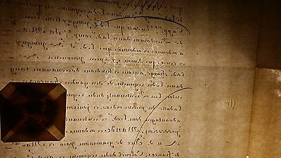 KING LOUIS XIV AUTOGRAPH - 1670 - The order given to the Duke of Grammont