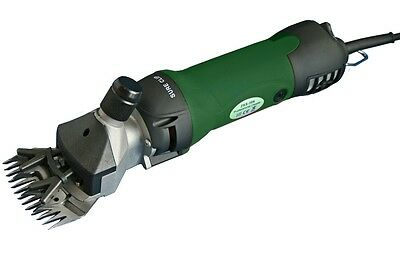 Sheep Clipper 350W 12v DC or 110/240 VAC Mains With Two Sets of  Blades