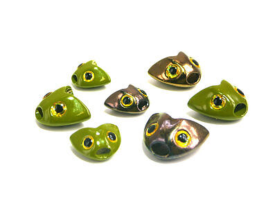 TroutLegend Sculpin Fish Heads Tungsten
